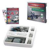 Конструктор металлический для уроков труда №2, 290 элементов, «Десятое королевство»