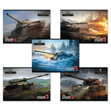 ������ ��� ���������, 40 �., HATBER, ������� ���������� ������, 100 �/<wbr/>�<sup>2</sup>, «�����» («World of Tanks»)
