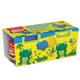 Пластилин на растительной основе ERICH KRAUSE Artberry «Modelling dough», 2 цвета, 200 г, желтый+синий