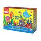 Пластилин мягкий ERICH KRAUSE Artberry, 6 цветов, 300 г, 10 предметов, картонная коробка