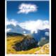 Дневник для 5-11 классов, твердый, ламинированная обложка, BRAUBERG (БРАУБЕРГ), «Удивительная природа»