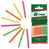 Счетные палочки СТАММ (30 штук) многоцветные, европодвес