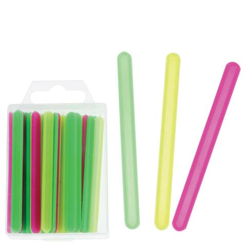 Счетные палочки СТАММ (50 штук) многоцветные, в евробоксе