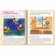 Книжка-пособие А5, 8 л., HATBER с наклейками, Математика, «Порядковый счет»