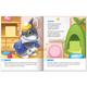 Книжка-пособие А5, 8 л., HATBER с наклейками, Первые задания, «Домашние любимцы»