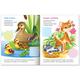 Книжка-пособие А5, 8 л., HATBER с наклейками, Первые задания, «Мамы и малыши»