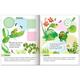 Книжка-пособие А5, 8 л., HATBER с наклейками, Первые задания, «Цвета радуги»