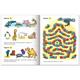 Книжка-пособие А5, 8 л., HATBER, Полезные задания, «Мышонок», для детей 5-6 лет