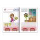 Книжка-пособие А5, 8 л., HATBER, Тестовые задания для детей, «Окружающий мир», для 3-4 лет
