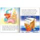Книжка-пособие А5, 8 л., HATBER, Учимся читать по слогам, «Русалочка»