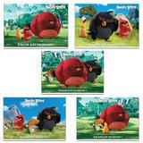 Альбом для рисования «ANGRY BIRDS» — (MOVIE), 32 л., обложка мелованный картон, 100 г/<wbr/>м<sup>2</sup>, HATBER