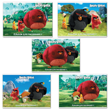������ ��� ��������� «ANGRY BIRDS» — (MOVIE), 32 �., ������� ���������� ������, 100 �/<wbr/>�<sup>2</sup>, HATBER