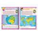 Книжка-пособие А5, 8 л., HATBER, Маленькому почемучке, «О планете Земля»