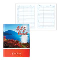 Дневник для 5-11 классов, твердый, BRAUBERG, «Красота природы»