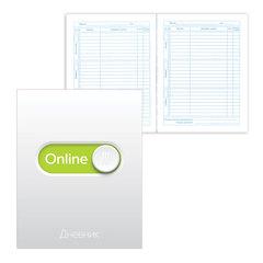 Дневник для 5-11 классов, твердый, BRAUBERG, ламинированная обложка, «Онлайн»