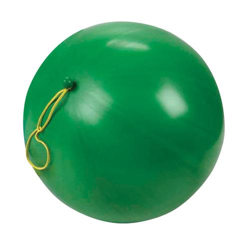 """Шары воздушные 16"""" (41 см), комплект 25 шт., панч-болл (шар-игрушка с резинкой), 12 пастельных цветов, пакет"""