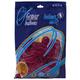 """Шары воздушные 10""""(25 см), комплект 50 шт., «Сердце», красный цвет, в пакете"""