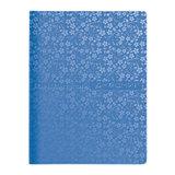 Дневник для 1-11 классов, обложка кожзаменитель, термотиснение, АЛЬТ, «VELVET FASHION COSMO» (голубой)