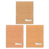 Дневник для 1-11 классов, обложка пробка, с вырубкой, АЛЬТ, «Цветы» (3 вида)