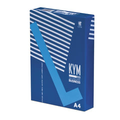 Бумага офисная А4, класс «B+», KYM LUX BUSINESS, 80 г/<wbr/>м<sup>2</sup>, 500 л., Финляндия, белизна 164% (CIE)