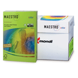 Бумага MAESTRO color А4, 160 г/<wbr/>м<sup>2</sup>, 250 л., интенсивно-зеленая MA42