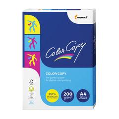 Бумага COLOR COPY, А4, 200 г/<wbr/>м<sup>2</sup>, 250 л., для полноцветной лазерной печати, А++, Австрия, 161% (CIE)