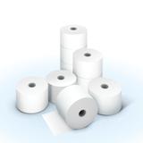 Рулоны для кассовых аппаратов, термобумага, 44×40×12 (35 м), комплект 10 шт., LOMOND