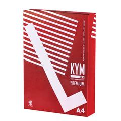 Бумага офисная А4, класс «A+», KYM LUX PREMIUM, 80 г/<wbr/>м<sup>2</sup>, 500 л., Финляндия, белизна 170% (CIE)