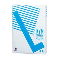 Бумага офисная А4, класс «C+», KYM LUX CLASSIC, 80 г/<wbr/>м<sup>2</sup>, 500 л., Финляндия, белизна 150% (CIE)