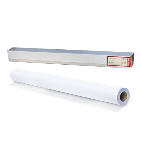 Рулон для плоттера (холст), 1067 мм х 10 м х втулка 50,8 мм, 320 г/<wbr/>м<sup>2</sup>, фактура льняная, пигметные чернила, LOMOND, 1207033