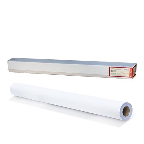 Рулон для плоттера (арт-бумага), 1067 мм х 10 м х втулка 50,8 мм, 300 г/<wbr/>м<sup>2</sup>, фактура льняной ткани, LOMOND, 1207013