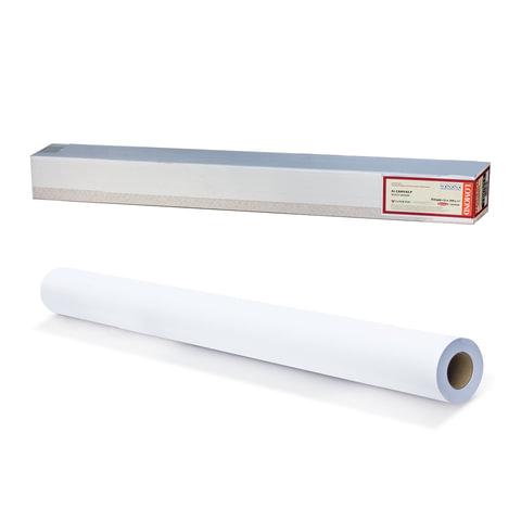 Рулон для плоттера (арт-бумага), 914 мм х 10 м х втулка 50,8 мм, 300 г/<wbr/>м<sup>2</sup>, фактура льняной ткани, LOMOND, 1207012