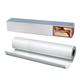 Рулон для плоттера (арт-бумага), 610 мм х 12,3 м х втулка 76 мм, 230 г/<wbr/>м<sup>2</sup>, натуральный белый, фактура льняная, LOMOND