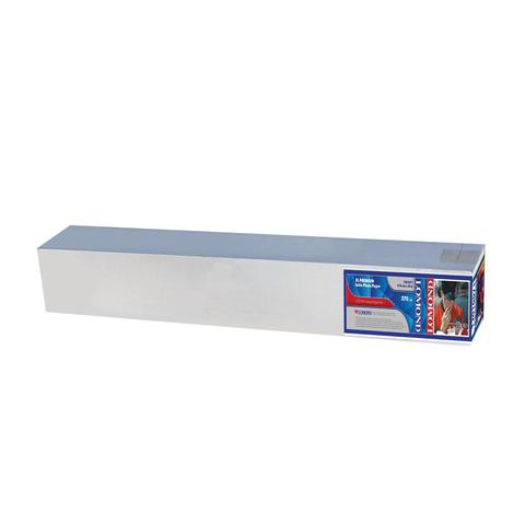 Рулон для плоттера (фотобумага), 610 мм х 30 м х втулка 50,8 мм, 270 г/м2, глянцевое покрытие, LOMOND, 1201071