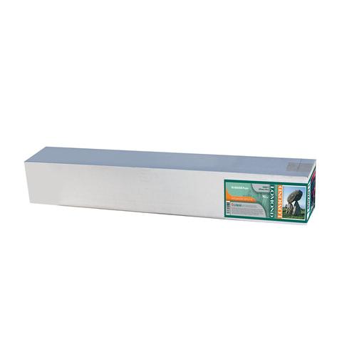 Рулон для плоттера, 610 мм х 45 м х втулка 50,8 мм, 90 г/<wbr/>м<sup>2</sup>, матовое покрытие (бумага), LOMOND, 1202011
