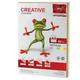 ������ CREATIVE color (�������), �4, 80 �/<wbr/>�<sup>2</sup>, 100 �. (5 ��.�20 �.), ������� ������