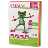 ������ CREATIVE color (�������), �4, 80 �/<wbr/>�<sup>2</sup>, 250 �. (5 ��.�50 �.), ������� ����