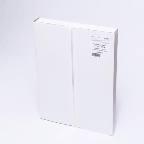 Бумага широкоформатная XEROX XES, А2, инженерная, 420х594 мм, 500 л., 80 г/м2, белизна CIE 168%