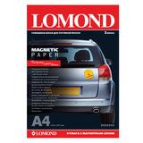 Бумага с магнитным слоем LOMOND глянцевая для струйной печати, А4, 2 л., 660 г/<wbr/>м<sup>2</sup>, 2020345