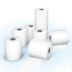 Рулоны для кассовых аппаратов, термобумага, 44×30×12 (30 м), комплект 14 шт., гарантия намотки, ОФИСМАГ