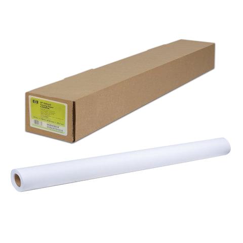 Рулон для плоттера, 1067 мм х 30 м х втулка 50,8 мм, 125 г/<wbr/>м<sup>2</sup>, белизна CIE 130%, Heavyweight Coated HP Q1414B