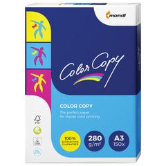 Бумага COLOR COPY, А3, 280 г/<wbr/>м<sup>2</sup>, 150 л., для полноцветной лазерной печати, А++, Австрия, 161% (CIE)