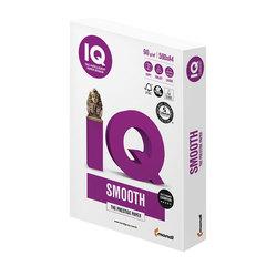 Бумага IQ SELECTION SMOOTH, А4, 90 г/<wbr/>м<sup>2</sup>, 500 л., для струйной и лазерной печати, А+, Австрия, 169% (CIE)