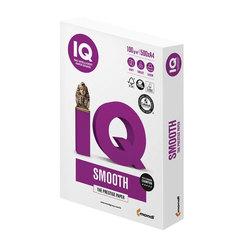 Бумага IQ SELECTION SMOOTH, А4, 100 г/<wbr/>м<sup>2</sup>, 500 л., класс «А+», Австрия, белизна 170% (CIE)