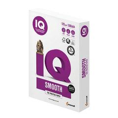 Бумага IQ SELECTION SMOOTH, А4, 120 г/<wbr/>м<sup>2</sup>, 500 л., для струйной и лазерной печати, А+, Австрия, 169% (CIE)