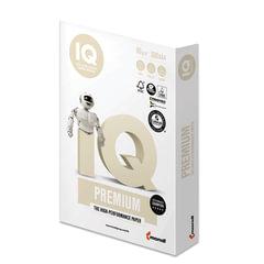 Бумага IQ PREMIUM, А4, 80 г/<wbr/>м<sup>2</sup>, 500 л., для струйной и лазерной печати, А+, Австрия, 169% (CIE)
