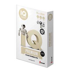 Бумага IQ PREMIUM, А4, 120 г/<wbr/>м<sup>2</sup>, 250 л., для струйной и лазерной печати, А+, Австрия, 169% (CIE)