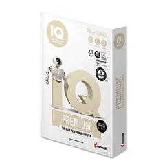 Бумага IQ PREMIUM, А3, 160 г/<wbr/>м<sup>2</sup>, 250 л., для струйной и лазерной печати, А+, Австрия, 169% (CIE)
