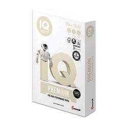 Бумага IQ PREMIUM, А3, 250 г/<wbr/>м<sup>2</sup>, 150 л., класс «А+», Австрия, белизна 170% (CIE)