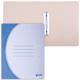 Накопитель документов, «Скоросшиватель», цветной (ассорти), 30 мм